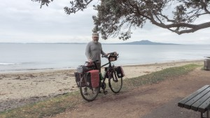 Setting the benchmark at  Mairangi Bay