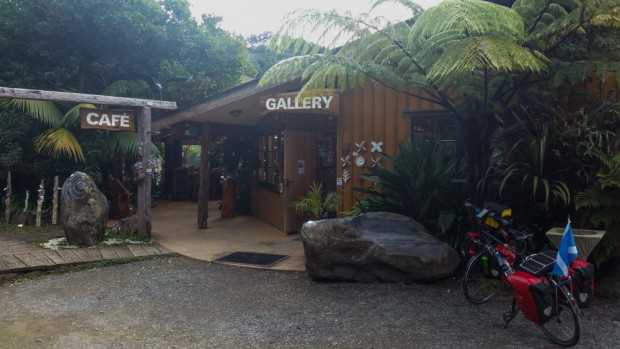 The Gallery and Caffe Helena Bay Hill