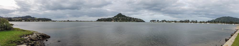 Tairua harbor
