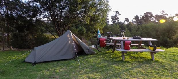 Camping again :)