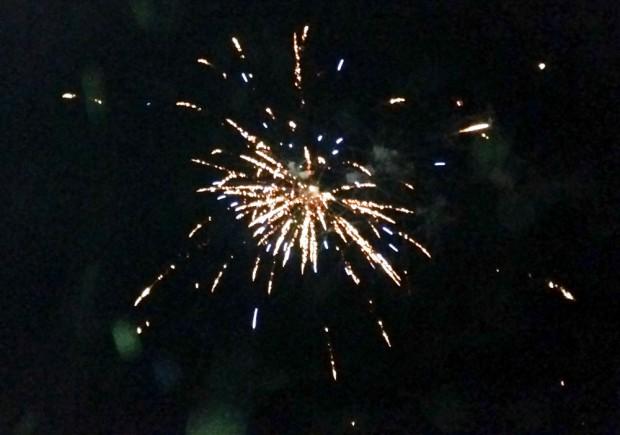 Ferragosto fireworks